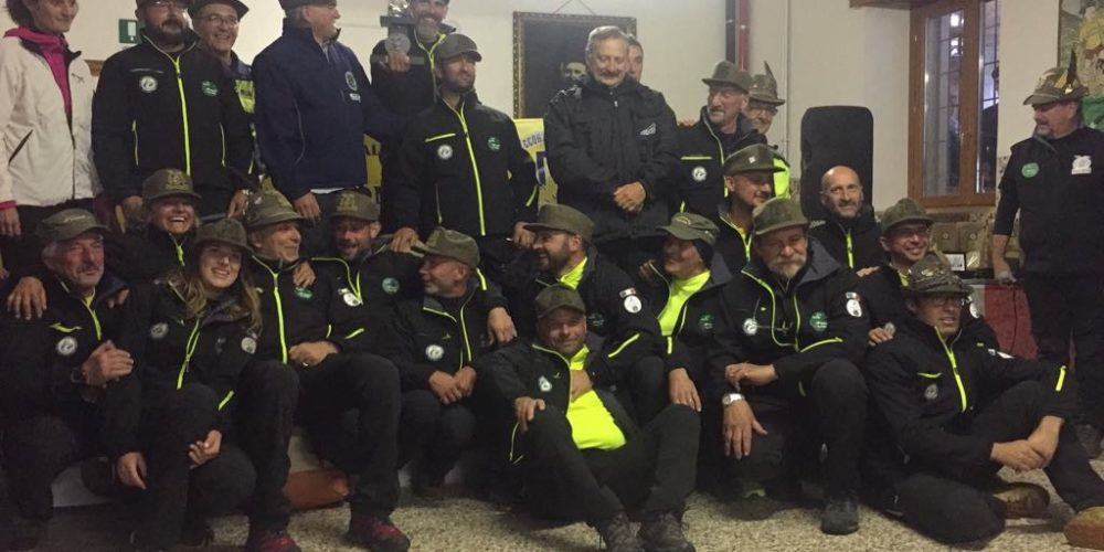 2° CAMPIONATO Unità Cinofile da Soccorso A.N.A. Ricerca Dispersi in Superficie