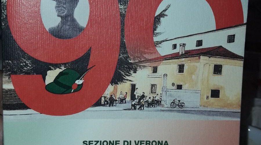 90° Anniversario Fondazione Sez. ANA di Illasi (VR)