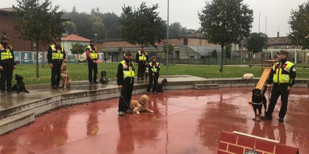 Prova di evacuazione Scuole elementari di Caldiero (VR) 10/11/2018