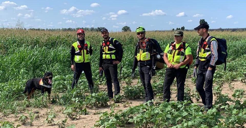 14-15 Agosto – Ricerca disperso zona Ronco all'Adige