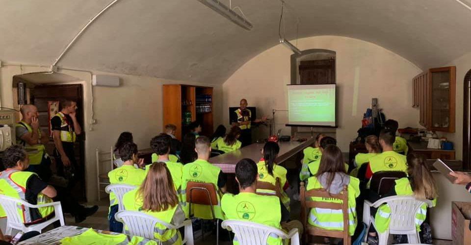 7 Settembre- Progetto ANA Alternanza Scuola Lavoro 2019